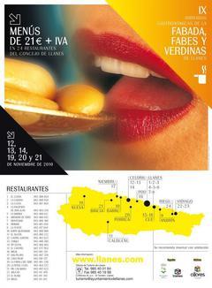 Éxito de las Jornadas de la Fabada, Fabes y Verdinas